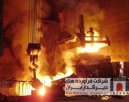صنایع آهن و فولاد